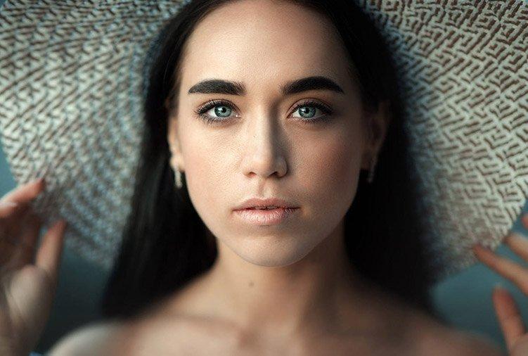 как снимать портрет